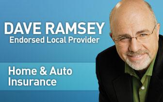Dave Ramsey Endorsed Local Provider Home & Auto green