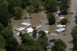 APTOPIX Mississippi River Flooding - Most Insurance